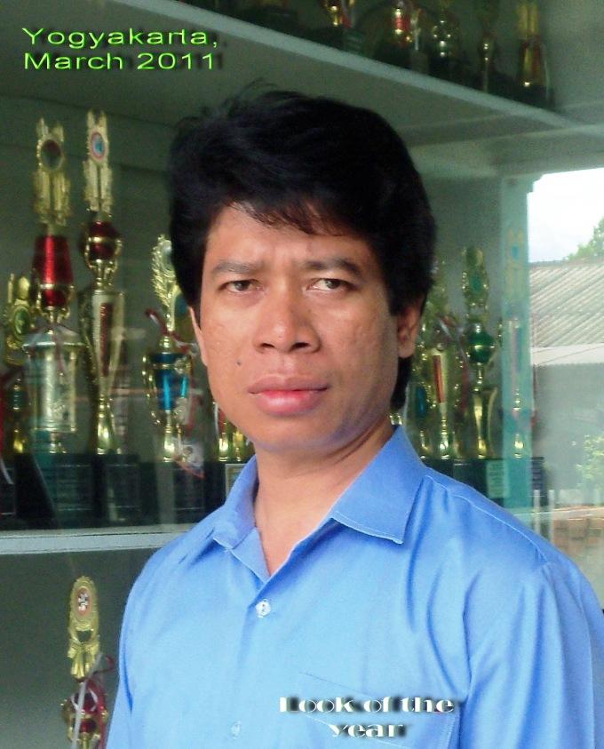 At my Campus SMA ISLAM 1 GAMPING , SLEMAN, YOGYAKARTA